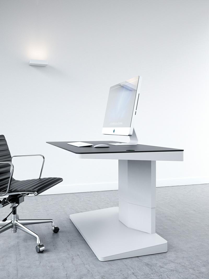 Büromöbel Design Kembo Alpha Schreibtisch Bürostühle