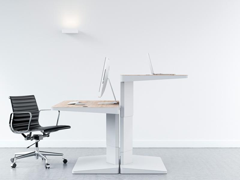 Büromöbel Design Kembo Alpha Schreibtisch