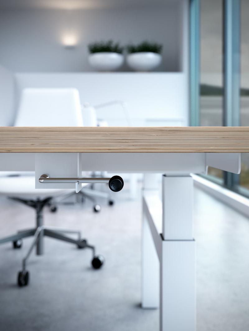 Büromöbel Design Kembo Double Schreibtisch Büro einrichten
