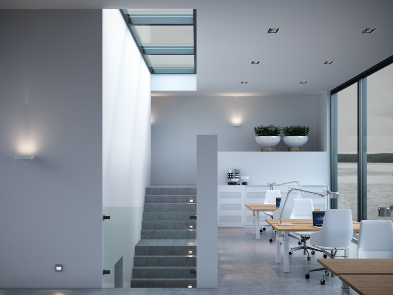 Büromöbel Design Kembo Double Schreibtisch doppelt