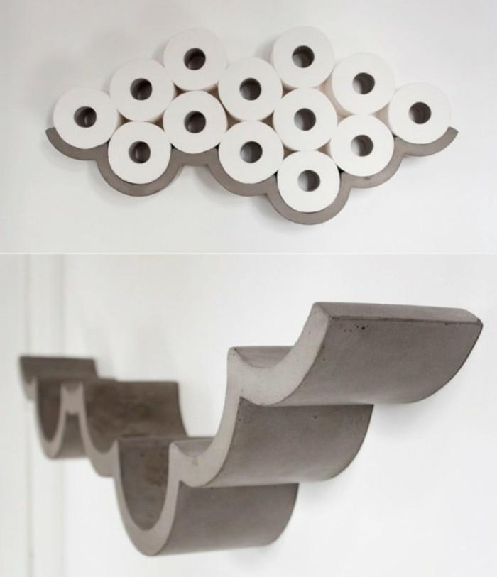 40 toilettenpapierhalter mit lustigem design. Black Bedroom Furniture Sets. Home Design Ideas