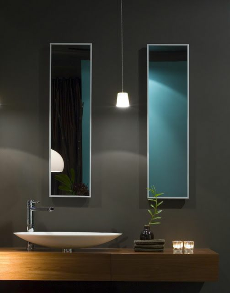 Badezimmer Feng Shui Bilder positive Energie