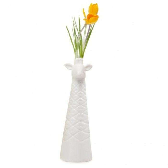 Deko Vasen kreative Dekoartikel Giraffe