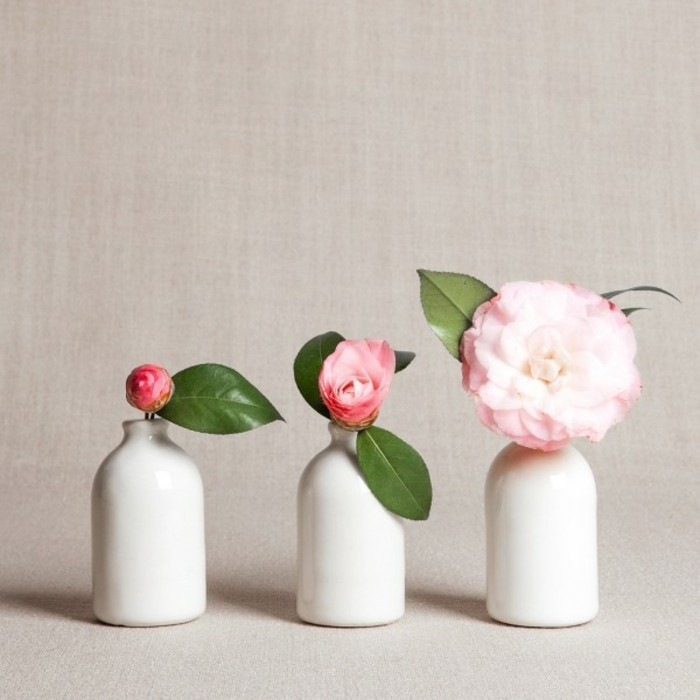 Deko Blumenvase kreative Dekoartikel Porzellanflaschen