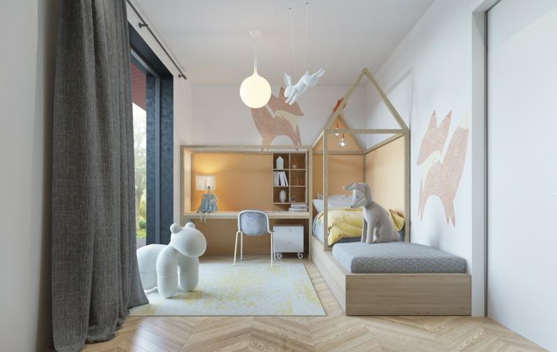Designer Möbel Kinderzimmer Ideen Einrichtungsbeispiele
