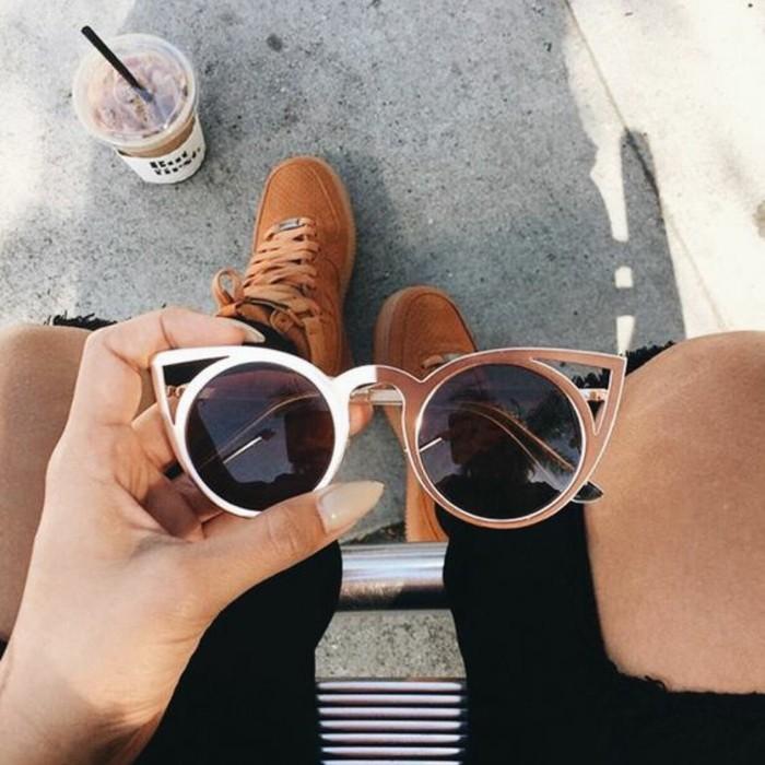 Sonnenbrillen Fur Stilbewusste Damen Die Trends Bei Den Accessoires