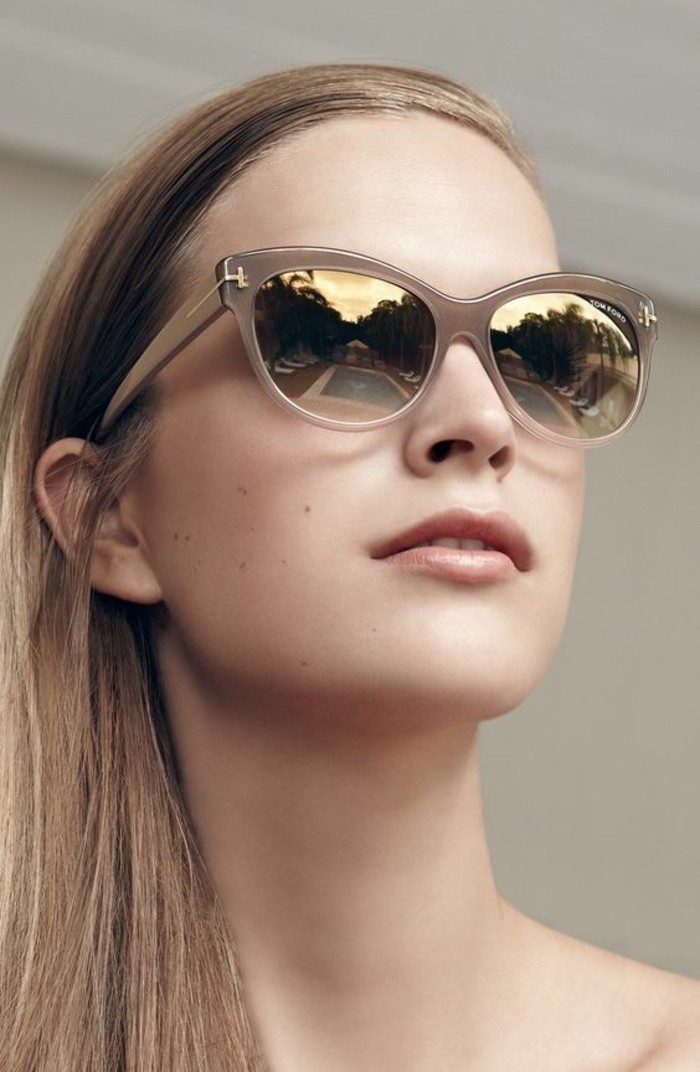 Designer Sonnenbrillen Damen Modetrends Accessoires Sommer 2016