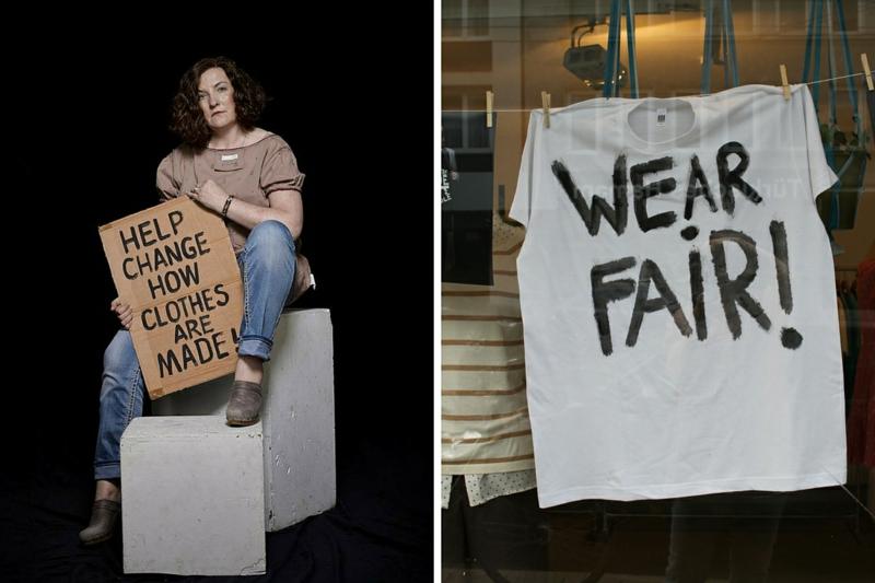 Fair Trade Kleidung kaufen nachhaltige Mode