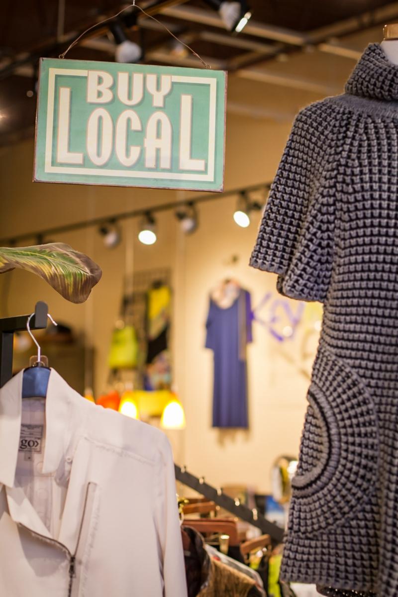 Fair Trade Kleidung nachhaltige Mode lokale Hersteller