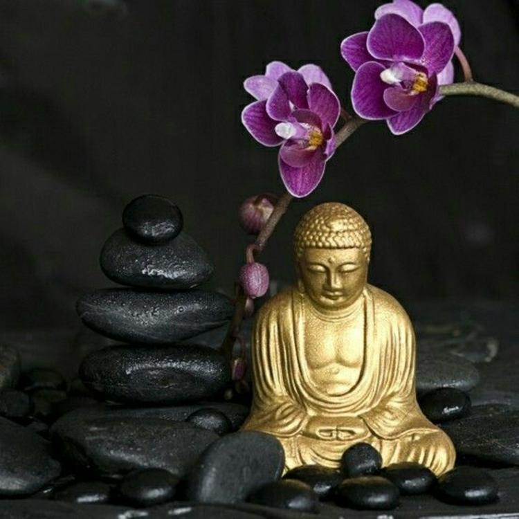 Feng Shui Badezimmer Harmonie positive Energie Zimmerpflanzen