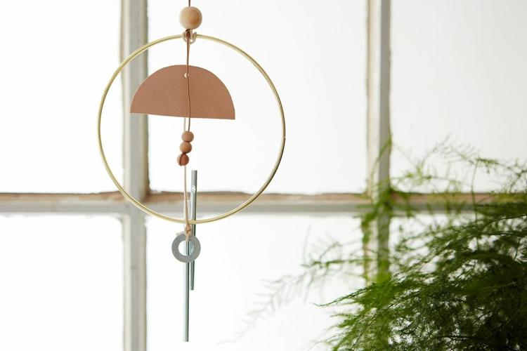 Feng Shui Wohnen Windspiel hängende Dekoration