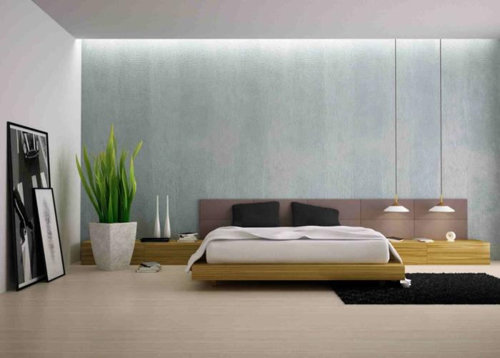 Feng Shui farben einrichtungsbeispiele naturelemente feng shui schlafzimmer
