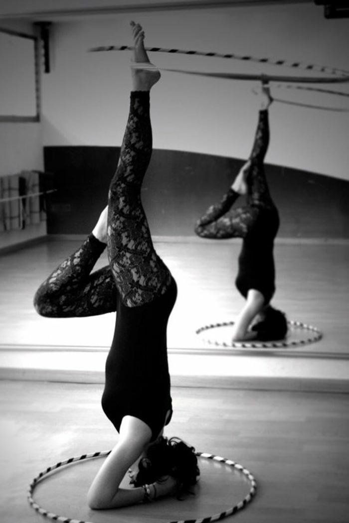 Hula Hoop abnehmen Tipps Übungen gesund abnehmen