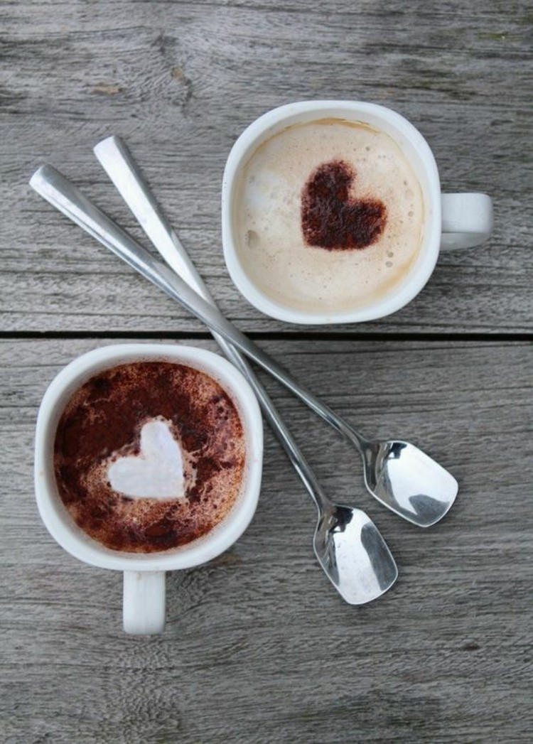 Kaffeesorten Cappuccino Kaffeegetränke Kaffee Wirkung