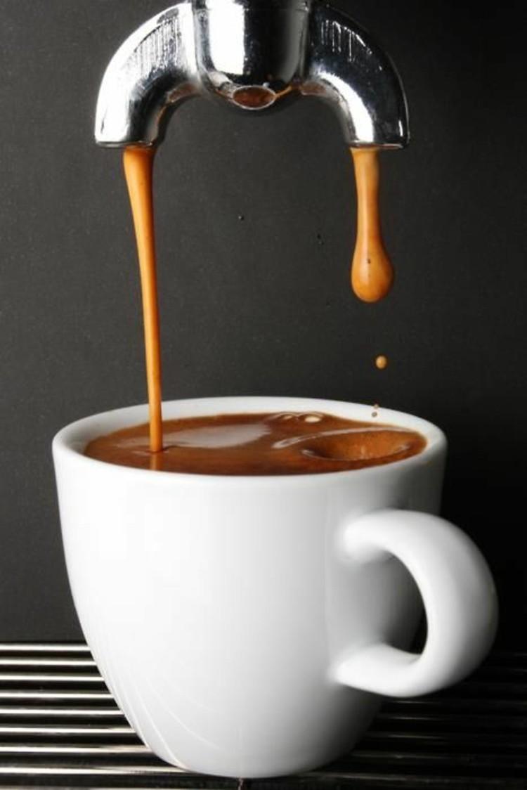 Kaffeesorten Espresso Kaffeegetränke Kaffee Wirkung