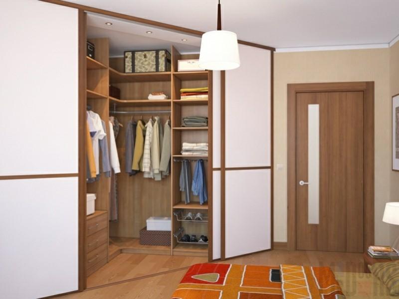 Kleiderschränke mit Schiebetüren Holz Echschrank