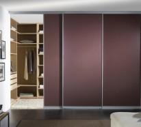 Kleiderschränke mit Schiebetüren – 50 Ideen für einen praktischen und modernen Kleiderschrank