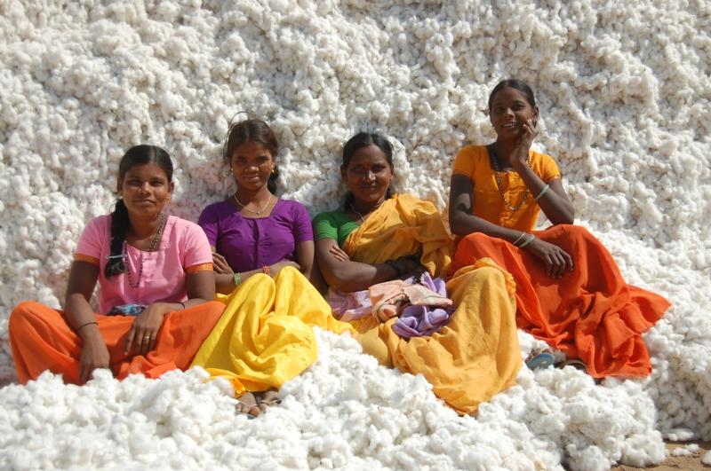 Nachhaltige Kleidung Umweltschutz Bio Baumwolle Fair Trade Mode