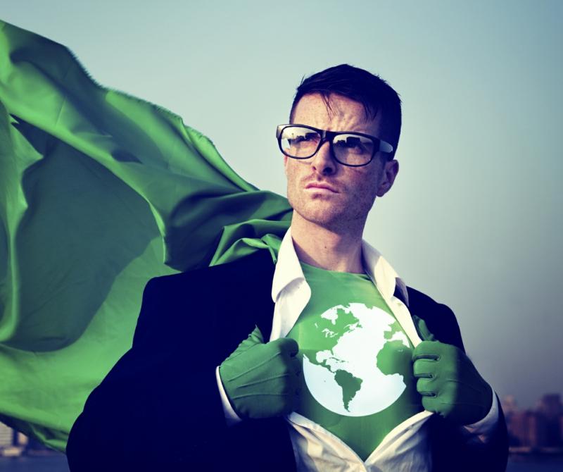 Nachhaltige Kleidung Umweltschutz Mode die Welt retten