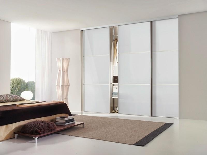 Schlafzimmer Möbel moderne Kleiderschränke mit Schiebetüren