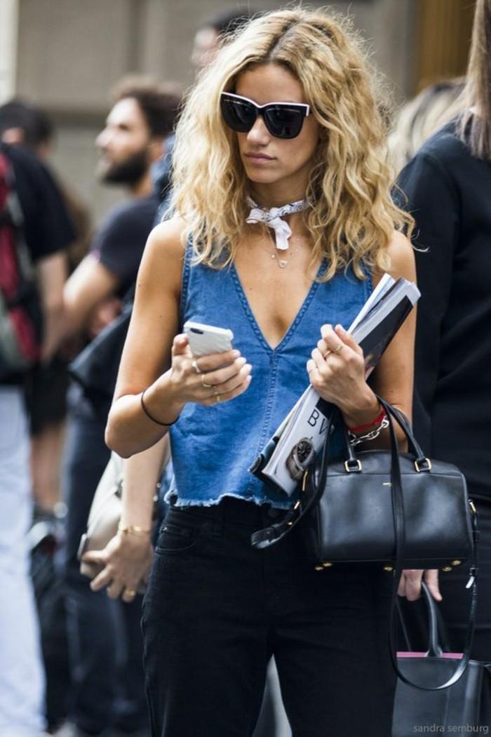 Sonnenbrille modebewusste Damen Modetrends Accessoires