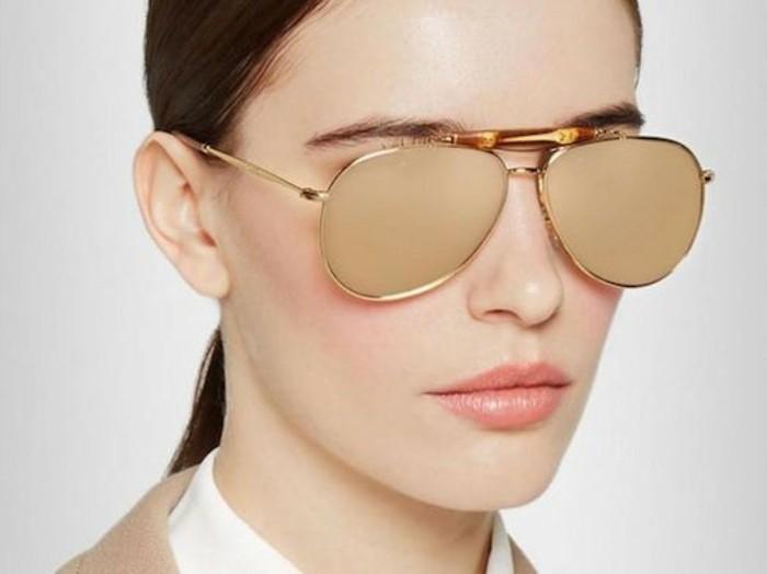 Sonnenbrillen Damen Modetrends Accessoires Sommermode