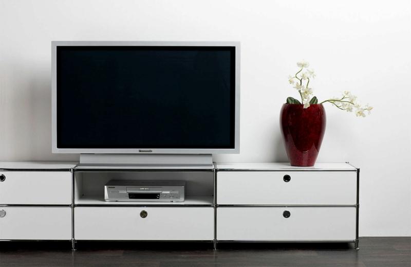 TV Wände Wohnzimmermöbel Holzmöbel TV Wohnwand weiß