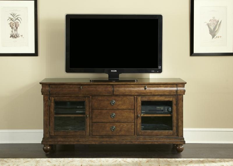 TV Wände Wohnzimmermöbel Holzmöbel antike Möbel vintage TV Wohnwand