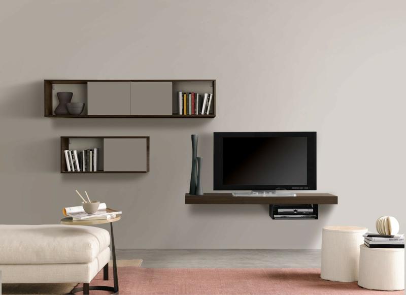 TV Wände U2013 50 Beispiele Und Tipps Für Die Auswahl | Wohnzimmer Ideen ...