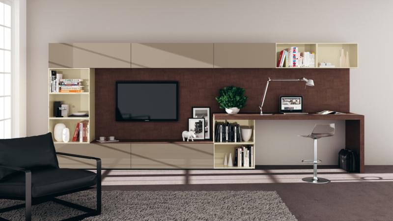 Amazing Amazing Amazing Die Moderne Wohnwand Ist Praktisch Und Bietet Viel  Stauraum An With Moderne Schrankwand With Wohnwand Modern With Moderne ...