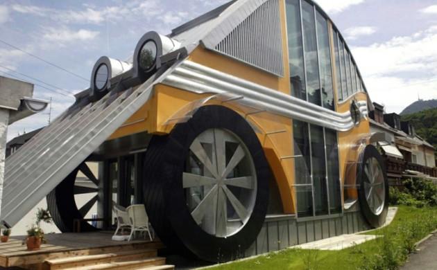 außergewöhnliche-ferienhäuser-österreich-salzburg-alpen-autohaus-manfred-voglreiter