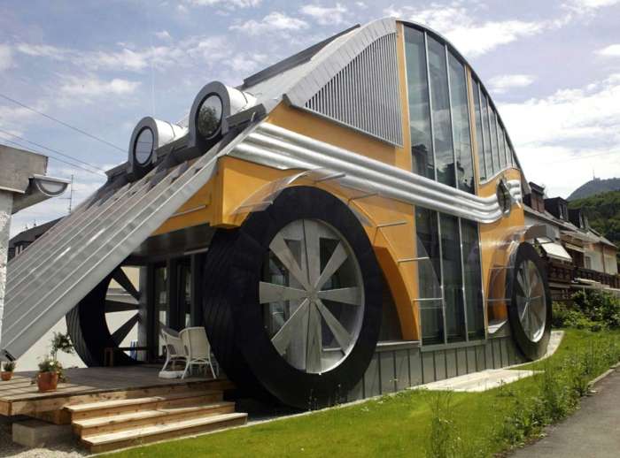 außergewöhnliche ferienhäuser österreich salzburg alpen autohaus manfred voglreiter