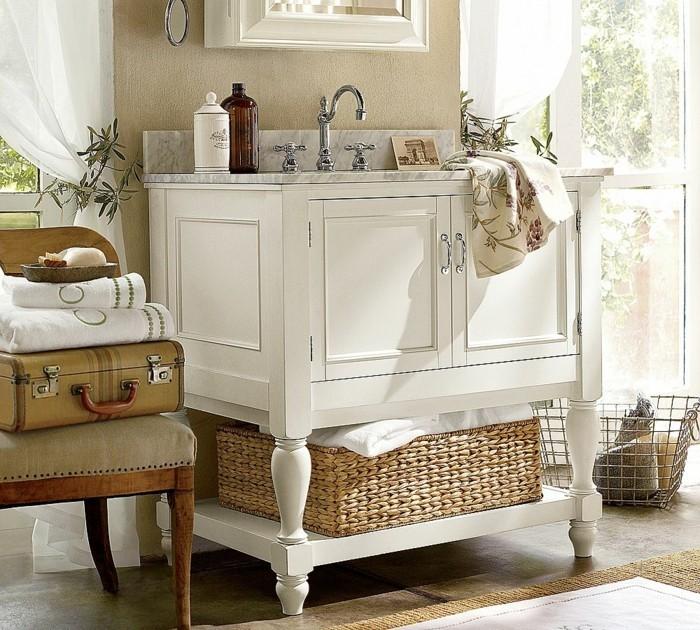 badezimmer ideen shabby verschiedene ideen f r die raumgestaltung inspiration. Black Bedroom Furniture Sets. Home Design Ideas