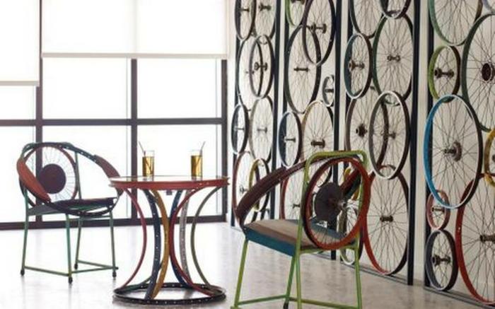 upcycling ideen bastelideen deko ideen diy ideen einrichtungsbeispiele fahrradseiten kult
