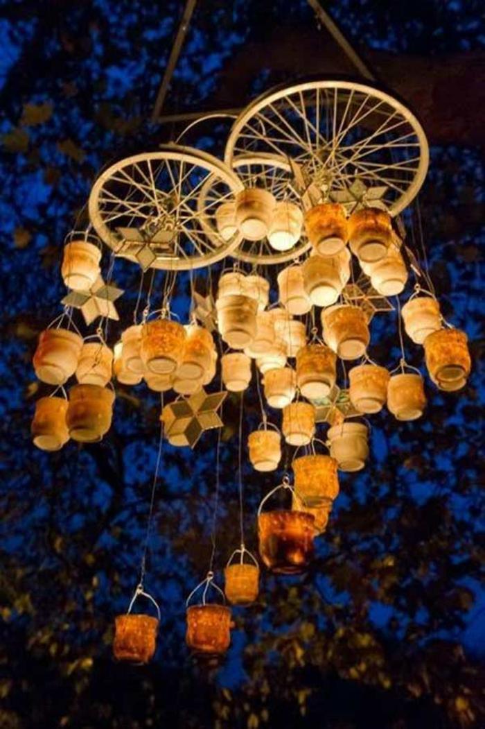 bastelideen deko ideen diy ideen einrichtungsbeispiele fahrradseiten romantisch