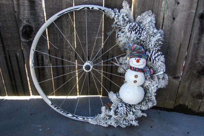 deko ideen diy ideen einrichtungsbeispiele fahrradseiten weihnachtsdeko4