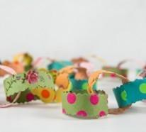 Kreativ basteln – 70 ausgefallene Sachen, die Sie aus Papier und Servietten kreieren können