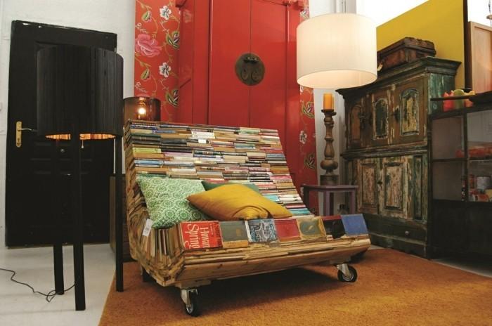 Diy Deko Ideen Sessel Selber Machen Antike Mbel Kleiderschrank Wohnzimmer