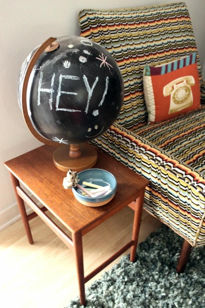 wanddeko selber machen ? bilder & ideen ? couchstyle. wohnzimmer ... - Wohnzimmer Deko Diy