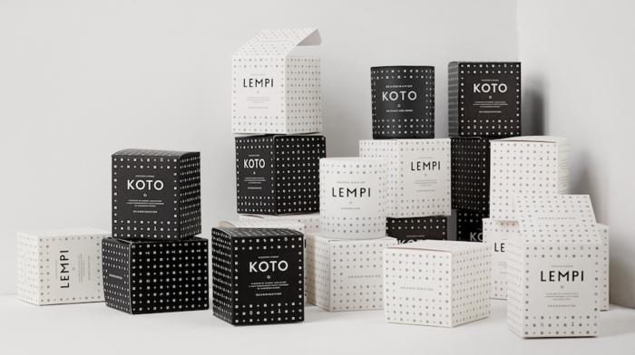 duftkerzen skandinavisk skandinavisches design schwarz weiß koto lempi