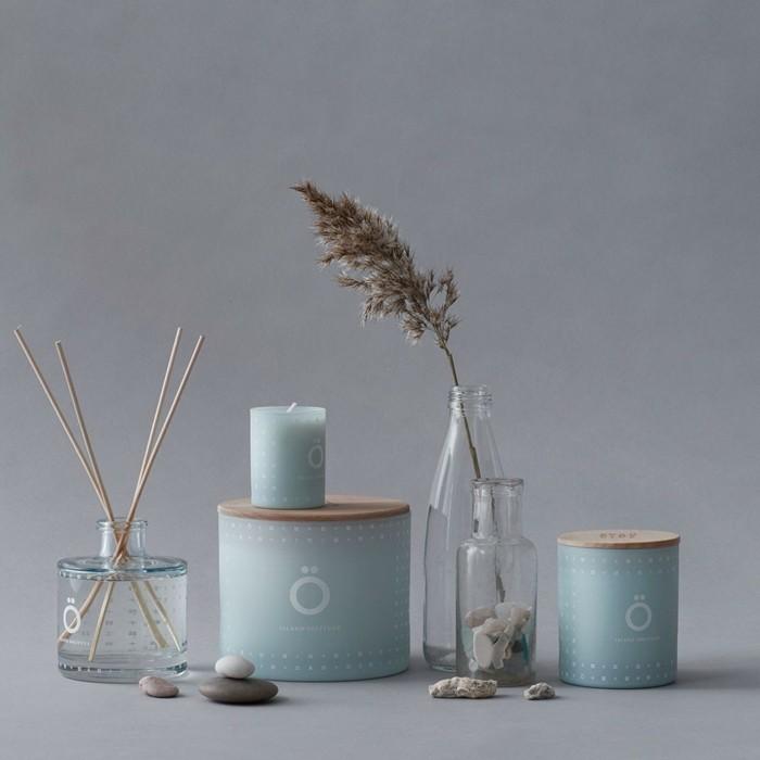 duftkerzen skandinavisk skandinavisches design wohnideen geschenkideen