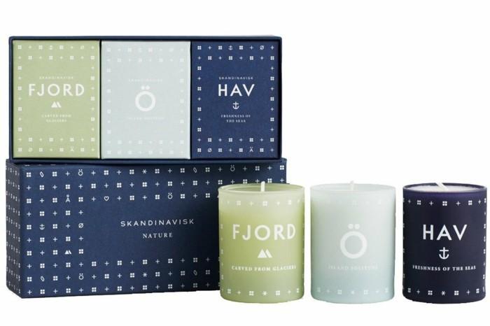 duft kerzen skandinavisk skandinavisches wohnen geschenkideen