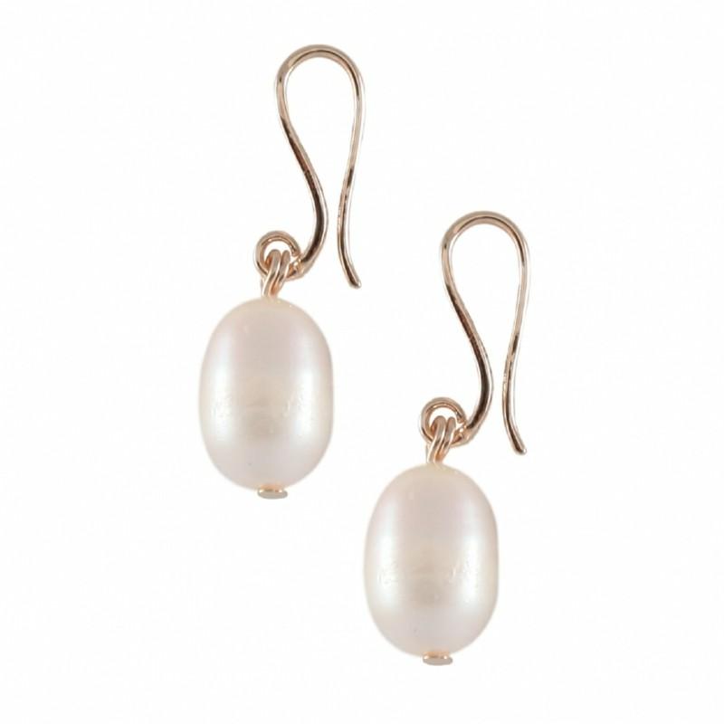 echte Perlen Edelsteine Wirkung Perlen Ohrringe
