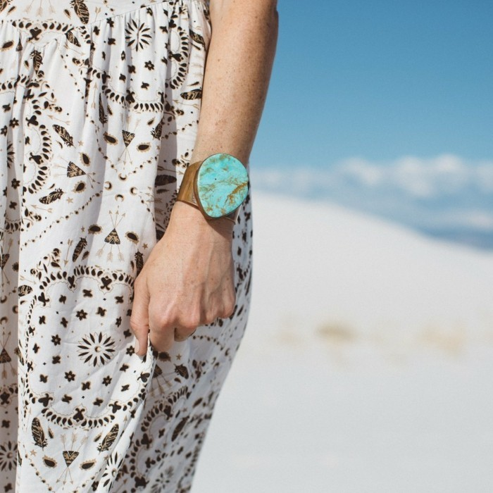 edelstein türkis eleganter armband frauen bedeutung von edelsteinen