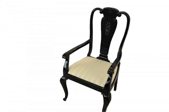 einrichtungsideen antike möbel stuhl art deco