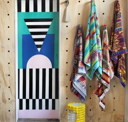 Wohnung einrichten ideen in memphis stil for Ausgefallene einrichtungsideen