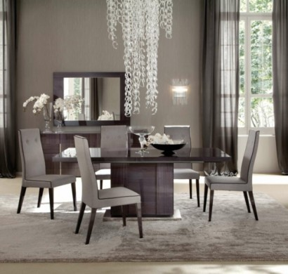 so gestalten sie ihr esszimmer gro z gig und hell. Black Bedroom Furniture Sets. Home Design Ideas