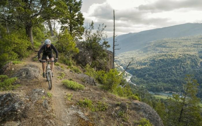 fahrrad weltreise bergen bike fahren gebirge extrem