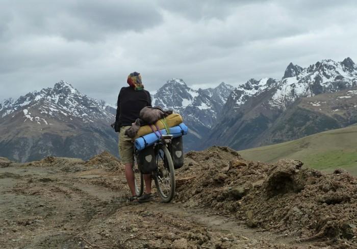 fahrrad weltreise bergen bike reise