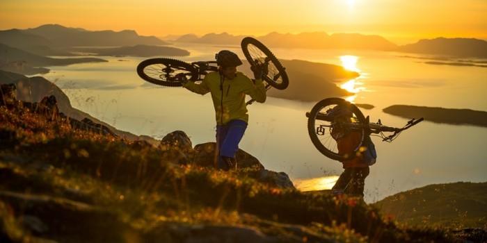fahrrad weltreise bergen bike reisen abenteur